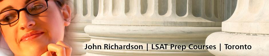 Richardson LSAT Prep Courses – Toronto, Canada – June 2018 LSAT