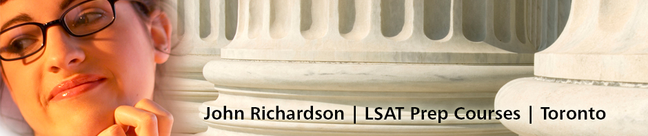 Richardson LSAT Prep Courses – Toronto, Canada – June 2018 LSAT